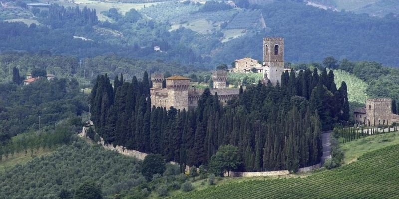 Relais Villa Olmo resort with pool Tuscany is surrounded by amazing small towns and historical sites such as Passignano and its spellbinding Abbey
