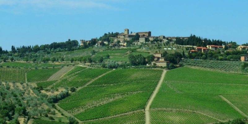 Close to Relais Villa Olmo food and wine resort Tuscany, Panzano will amaze you with its delicious fresh products