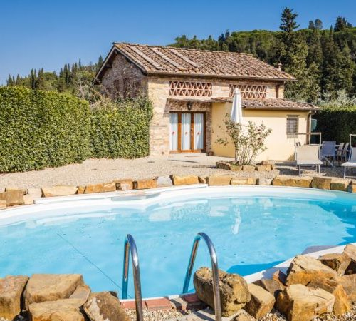 Relais Villa Olmo food and wine resort with pool florence hills: private villas