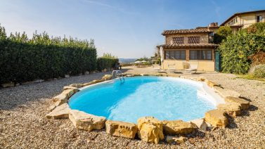 Private Villas with pool at Relais Villa Olmo charming hotel Tuscany
