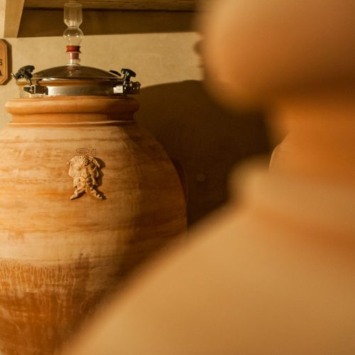 relais special offer Tuscany: terracotta experience at Relais Villa Olmo